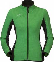 High Point Go 2.0 Lady Sweatshirt green/black
