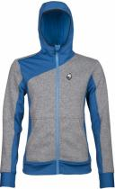 High Point Woolcan 4.0 Lady Hoody grey/blue