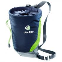 Deuter Pytlík na magnézium Gravity Chalk Bag II L navy/granite