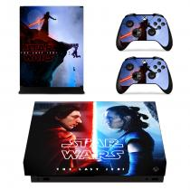 OEM Xbox One X Polep Skin Star Wars