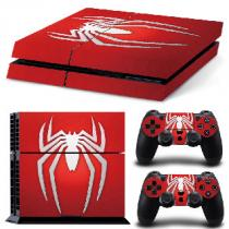 OEM PS4 Polep Skin Spiderman