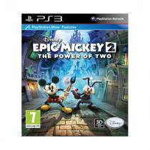 Disney Epic Mickey 2: The Power of Two (PS3)