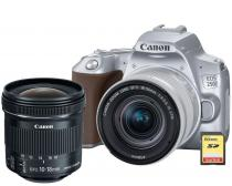 Canon EOS 250D + 18-55mm + EF-S 10-18mm