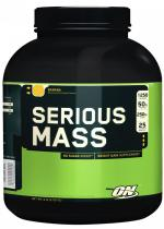 Gymbeam Optimum Nutrition Serious Mass 5450g