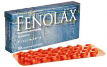 Fenolax 5mg enterosolventních tablet 30ks