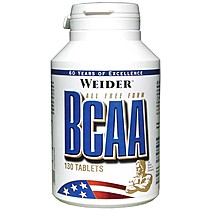 Weider BCAA - All Free Form 130 tablet