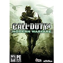 Call of Duty 4 Modern Warfare (PC)