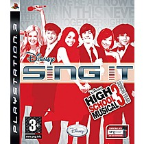 High School Musical 3: Sing It + Mikrofon
