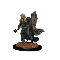 WizKids D&D Miniatures: Icons of the Realms - Elf Male Cleric