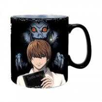 ABYstyle Death Note - Kira & L, měnící se 460ml