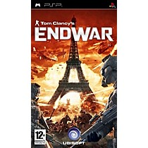 Tom Clancys: End War (PSP)