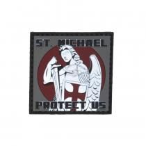 5IVE STAR GEAR ST.MICHAEL PROTECT US velcro plastová
