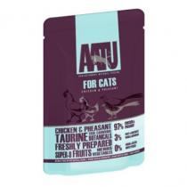AATU Cat Chicken n Pheasant 85g