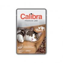 Calibra Cat Premium Adult Lamb & Poultry 100g