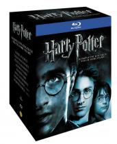 Harry Potter 1-7 kolekce (11 BLU-RAY)