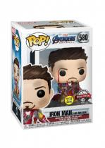 Heo Funko POP! Movies: Avengers Endgame - I Am Iron Man Exclusive (Special Edition)