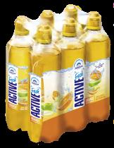 Active Fresh Orange Apple Starfruit 6 x 500ml