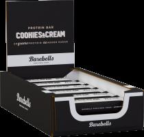 Barebells Protein Bar Cookies & Cream 12 x 55g