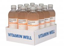 Vitamin Well ANTIOXIDANT 12 x 500ml