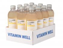 Vitamin Well DEFENCE 12 x 500ml