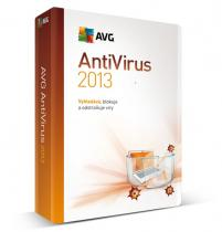 AVG Anti-Virus, 1 lic. (24 měs.) SN DVD