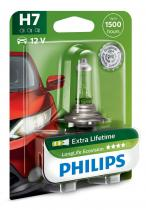 PHILIPS LongLife EcoVision 12972LLECOB1 H7 Px26d 12V 55W 1 kus