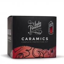 Auto Finesse Caramics Complete Protection Kit