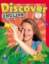 Discover English CE 2 Students´ Book (International version) - Jayne Wildman