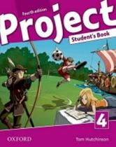 Project 4 Student´s Book 4th (International English Version) - Tom Hutchinson