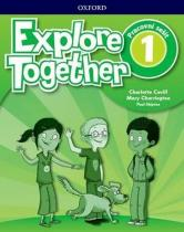 Explore Together 1 Activity Book (SK verze) - Charlotte Covill