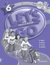 Let´s Go 6 Skills Book + Audio CD Pack (3rd) - Kathryn O´Dell