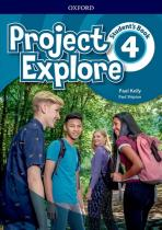 Project Explore 4 Student´s Book - Paul Kelly