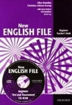 New English File Beginner Teacher´s Book + Test Resource CD Pack - Christina Latham-Koenig, Clive Oxenden
