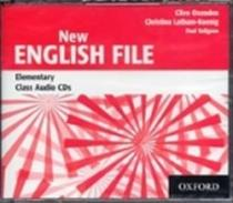 New English File Elementary Class Audio CDs /3/ - Christina Latham-Koenig, Clive Oxenden