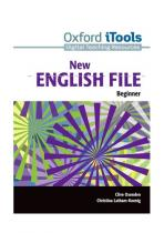 New English File Beginner iTools CD-ROM Pack - Christina Latham-Koenig, Clive Oxenden