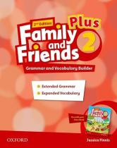 Family and Friends Plus 2 Builder Book (2nd) - Jessica Finnis