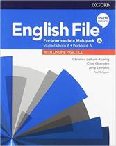 English File Pre-Intermediate Multipack A with Student Resource Centre Pack (4th) - Christina Latham-Koenig