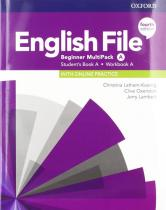 English File Beginner Multipack A with Student Resource Centre Pack (4th) - Christina Latham-Koenig