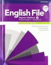 English File Beginner Multipack B with Student Resource Centre Pack (4th) - Christina Latham-Koenig