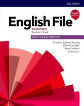 English File Elementary Student´s Book with Student Resource Centre Pack (4th) - Christina Latham-Koenig