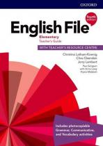 English File Elementary Teacher´s Book with Teacher´s Resource Center (4th) - Christina Latham-Koenig