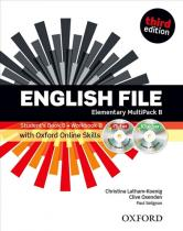 English File Elementary Multipack B with Oxford Online Skills (3rd) without CD-ROM - Christina Latham-Koenig