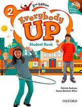Everybody Up 2 Student Book with Audio CD Pack (2nd)