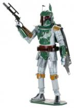METAL EARTH 3D puzzle Star Wars: Boba Fett (ICONX)