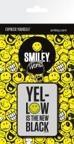 GB EYE Smiley - Yellow is the New Black