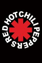 POSTERS Plakát, Obraz - Red hot chili peppers -logo, (61 x 91 cm)