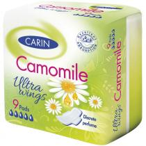 Carine deo ultra wings kamille 9 kusů