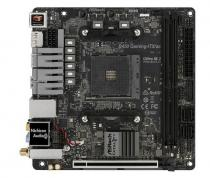 ASRock MB Sc AM4 Fatal1ty B450 Gaming-ITX/ac, AMD B450, 2xDDR4, VGA, WIFI, mini-ITX
