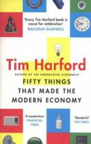 Abacus Fifty Things That Made the Modern Economy - Tim Harford