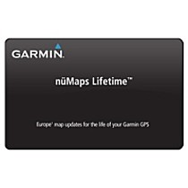 Garmin nüMaps Lifetime upgrade CityNavigator NT Europe